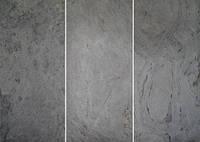 Сланец ржавчина, тёмно-серый толстый 3 см.