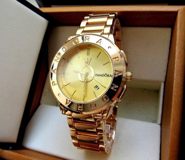 Часы женские Pandora под Rolex Michael Kors 4 цвета! (копия) 858563 Реплика  Качество 445108fcd00