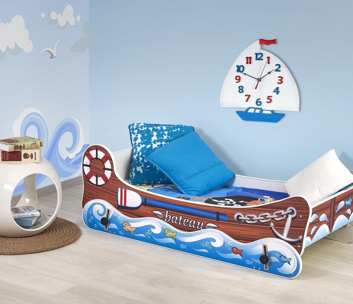 Детская кровать Halmar BOAT
