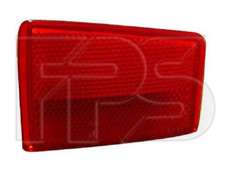 Катафот (отражатель) Mitsubishi Pajero IV 07- правый (FPS) в бампере