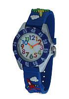 Часы детские наручные для мальчика самолет