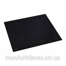 Варочная поверхность электрическая индукционная VentoLux VI 6004 TC BOOSTER, фото 2