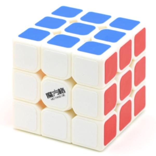 Кубик Рубика 3x3 QIYI CUBE белый
