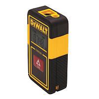 Дальномер лазерный DeWALT, до 9 м, класс лазера 2, класс защиты IP40, погрешность +/-6 мм на 9 м