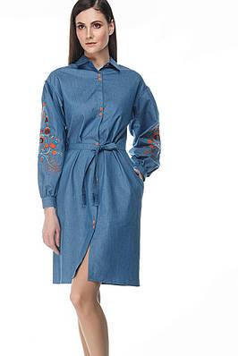 Сукня-сорочка Шипшина