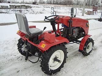 Трактор ДТЗ 180 (18л.с., 4*2, блокировка полуосей задних колес)
