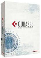 Программное обеспечение Steinberg Cubase 6 GP Update