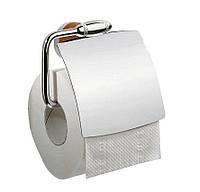 Держатель для туалетной бумаги с крышкой Vigo (вишня)
