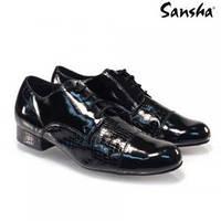 Туфли мужские 2109 Sansha Dario лак