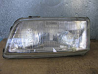 Оригинальная левая фара б/у на Citroen Jumper, Fiat Ducato, Peugeot Boxer год 1994-2002 (дефект)