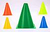 Фишка для разметки дистанции в форме конуса 18 см синий, фото 2
