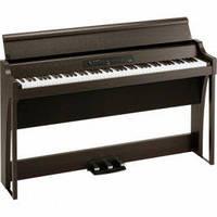 Цифровое фортепиано KORG G1-BR