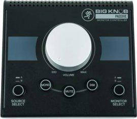 Моніторний контролер MACKIE Big Knob Passive