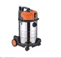 Пылесос контейнерный GRUNHELM GR6225-30WD (1600Вт,30л, Для строительного мусора)