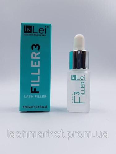 Состав InLei Filler 3 (LASH FILLER) в баночке 4 мл -  Италия