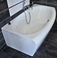 Установка декоративной панелипод ванну