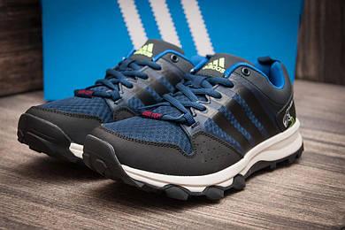 Кроссовки мужские в стиле Adidas Terrex Gore Tex, черные (11341),  [  43 44 45 46  ]