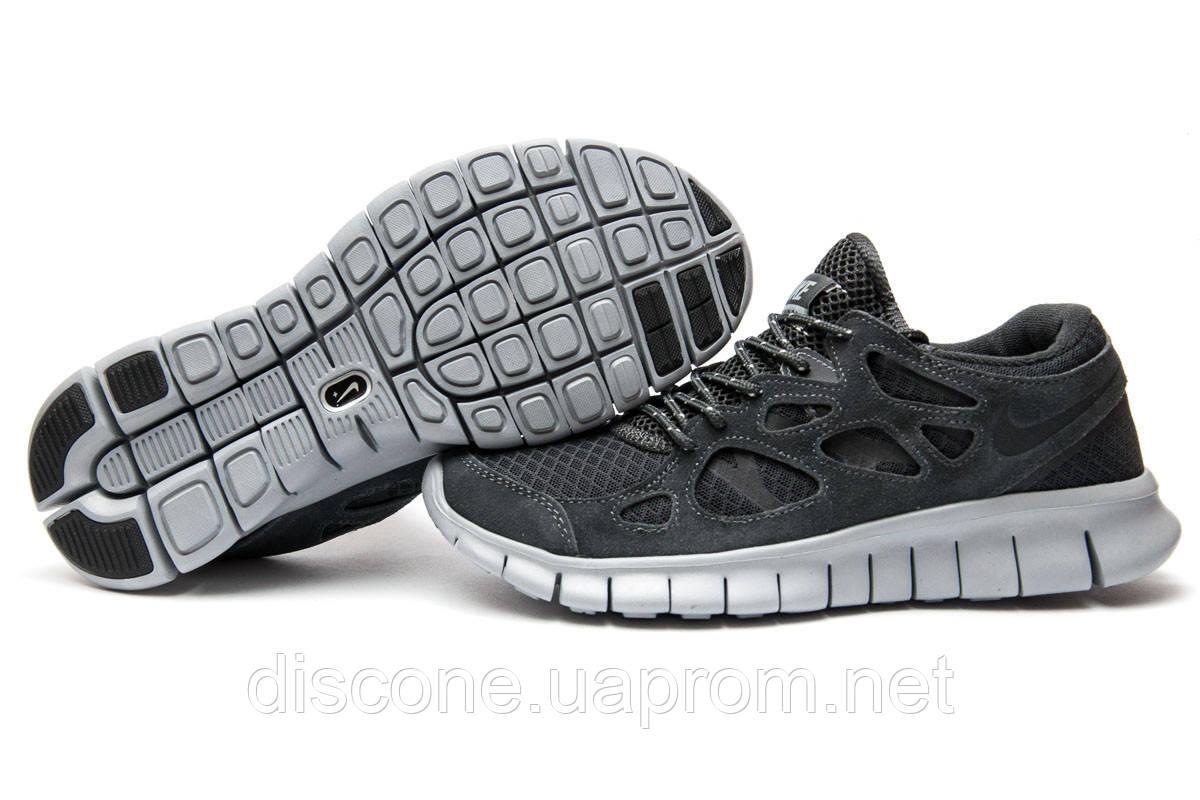 Кроссовки мужские ► Nike Free Run 2+, серые (13444), р. (нет на складе) П Р О Д А Н О! ✔ЧеРнАяПяТнИцА
