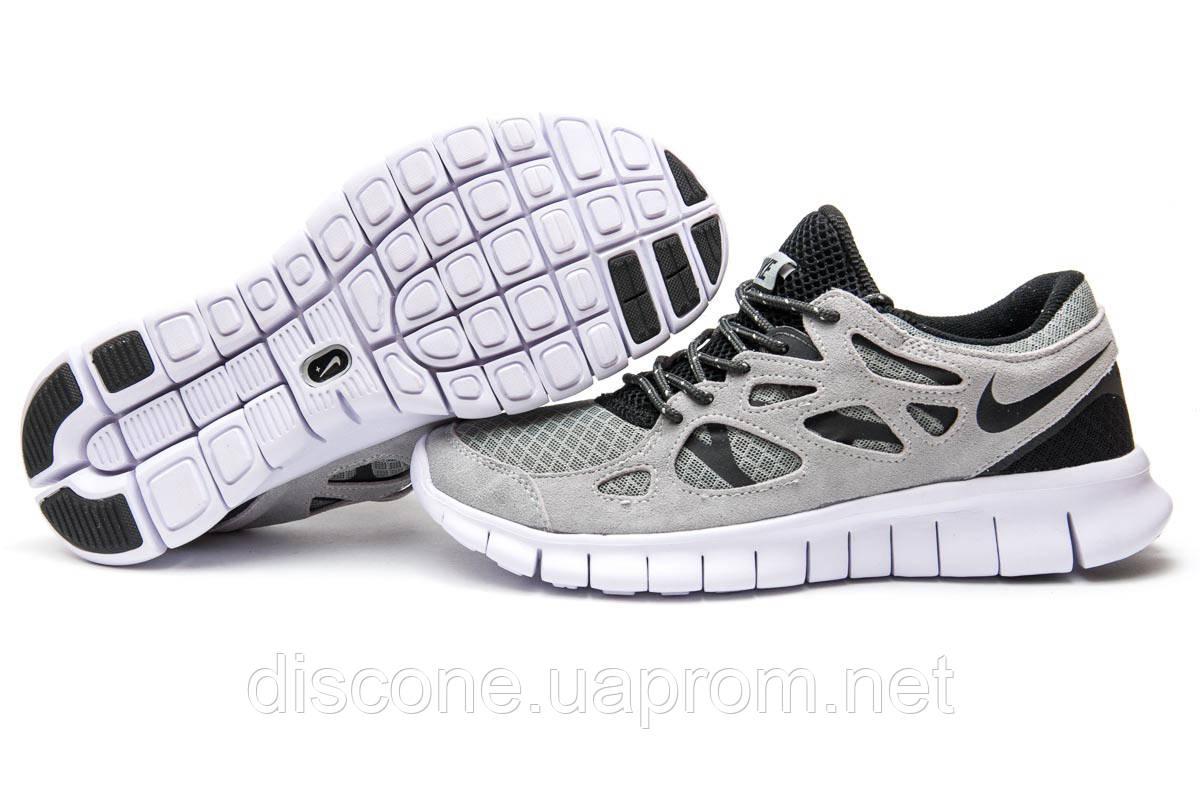 Кроссовки мужские ► Nike Free Run 2+,  серые (Код: 13445) ►(нет на складе) П Р О Д А Н О!