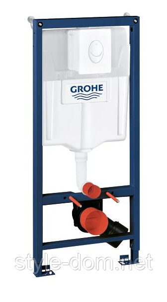 Инсталляция для унитаза Grohe Rapid SL 3 в 1  38722001