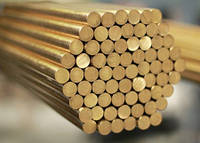 Круг (пруток) бронзовый БрАЖ 9-4 ф 60 мм