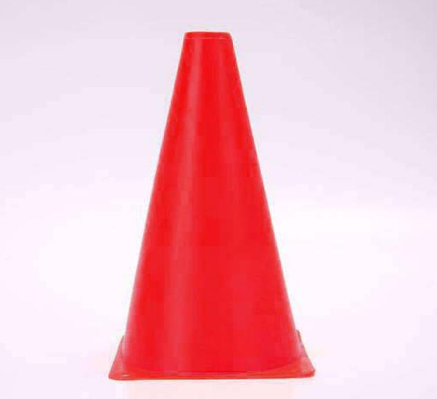Фишка для разметки поля средняя 23 см Цвет: красная