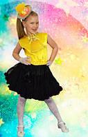 Стиляга (желто/черный ). 122-128 см. Детские карнавальные костюмы