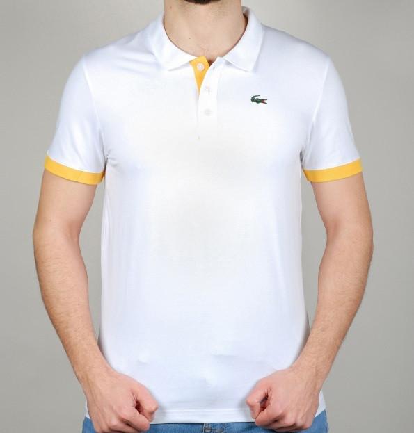 Купить Мужская спортивная тенниска Lacoste в Днепре от компании ... 7af3e7f0ca669