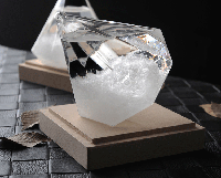 Барометр Штормгласс кристал великий, Storm glass
