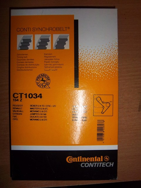 Ремень ГРМ Ивеко 2.5 дизель 154 зубца