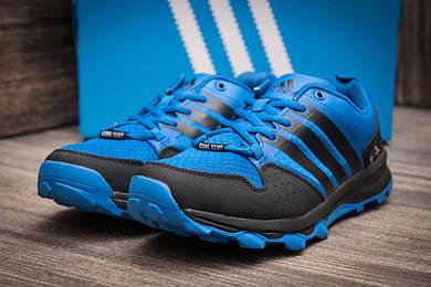Кроссовки мужские в стиле Adidas Terrex Gore Tex, черные (11344),  [  41 45  ]