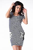 Платье с пайетками на карманах, фото 3
