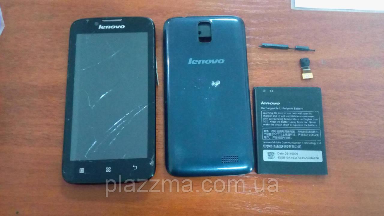 Телефон Lenovo A328  на запчасти или восстановление