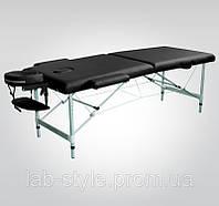 Массажный стол DIO Двухсекционный алюминиевый Доставка бесплатно!!!