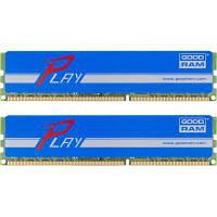 Модуль памяти для компьютера DDR3 16GB (2x8GB) 1866 MHz PLAY Blue GOODRAM (GYB1866D364L10/16GDC)