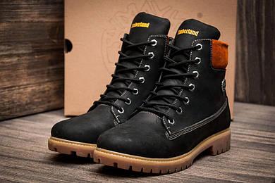 Ботинки мужские Timberland 6 premium boot, черные (3837-1),  [  42  ]