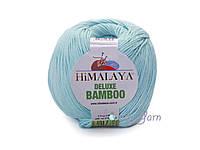 Himalaya Deluxe Bamboo, бирюза №124-15