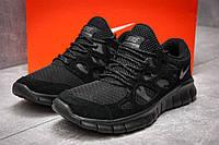 Кроссовки мужские Nike Free Run 2+, черные (13441) размеры в наличии ►(нет на складе), фото 1