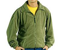 Флисовая куртка,кофта Polar (Польша) олива