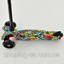 Трехколесный cамокат Mini Best Scooter 24709, фото 2