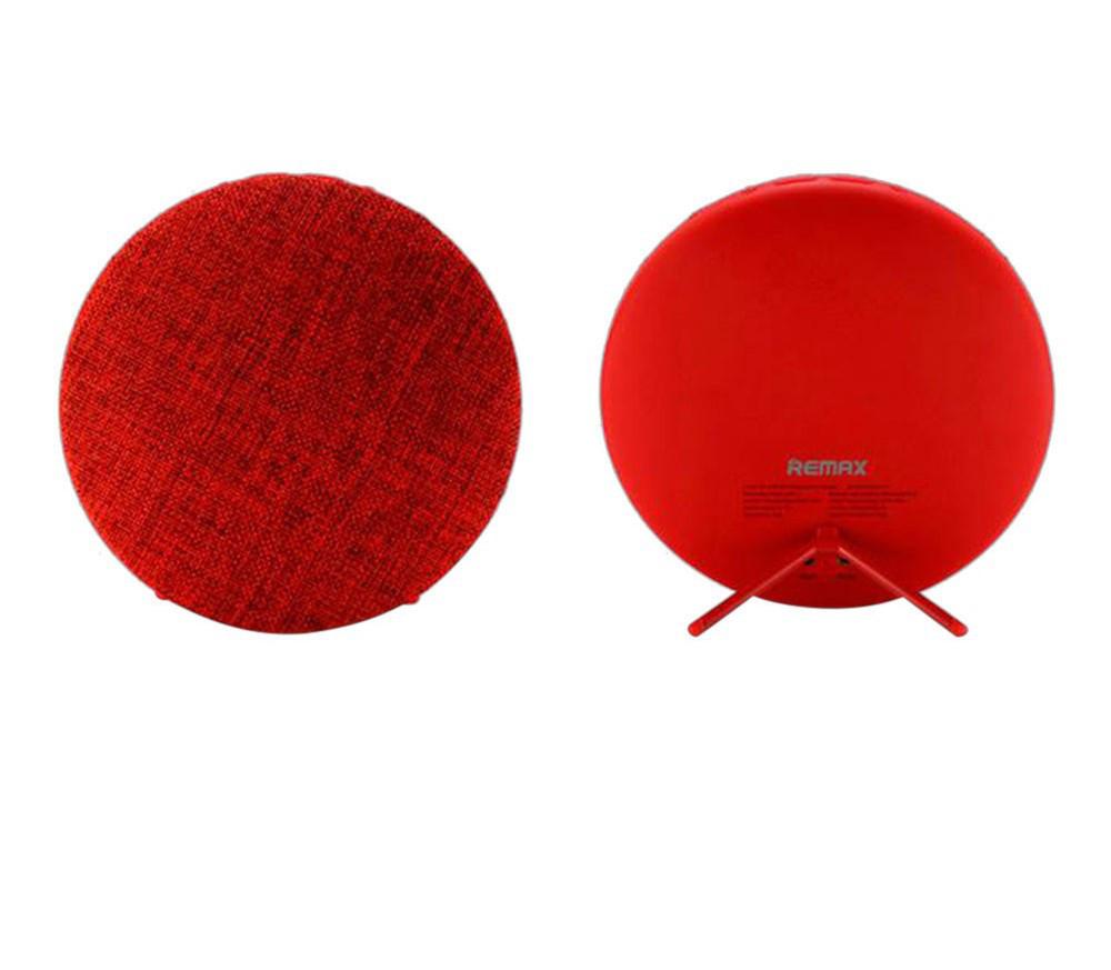 Портативная Bluetooth колонка Remax Bluetooth RB-M9 Red