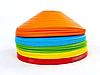 Фишка футбольная для пола малая круглая 5 см Цвет: синий, фото 4