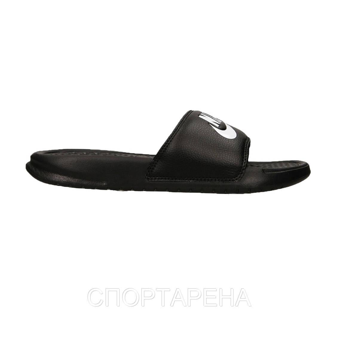 e8402a59 Тапочки Nike Benassi JDI Slide 343880-090: продажа, цена в Днепре ...