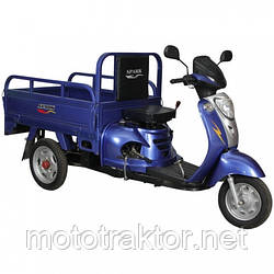 Вантажний мотоцикл ДТЗ SP110TR-4(300кг)