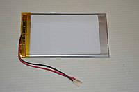 Универсальный аккумулятор (АКБ, батарея) 3.7V 3000mAh (2.5*63*106mm)