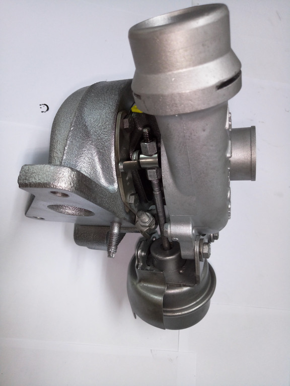 Замена картриджа турбины RENAULT MEGANE II 1.5 DCI, 54399700027, K9K-THP 74KW