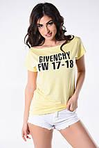 Легкая летняя футболка, фото 3