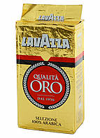 Кофе молотый Lavazza Qualita Oro вакуум 250г.