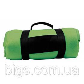 Плед пушистый Easy Gifts ( плед флисовый ) Зеленый