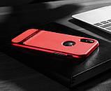 Чохол Rock Royce Series для iPhone X / XS - Red, фото 4